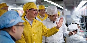 富士康每产线每小时产590台新iPhone
