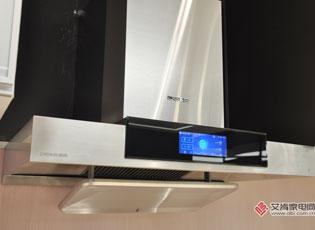德意850Pa超大风压HT9828吸油烟机:一台颜值能打的性能利器